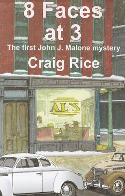 8 Faces at 3 - Rice, Craig