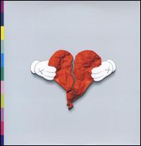 808s & Heartbreak [LP/CD] - Kanye West