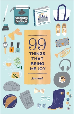 99 Things That Bring Me Joy (Guided Journal) - Abrams Noterie