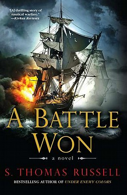 A Battle Won - Russell, S Thomas