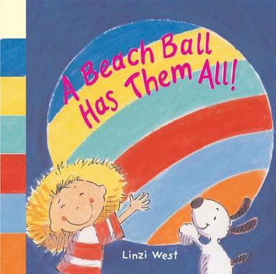 A Beach Ball Has Them All! -
