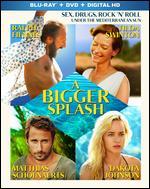 A Bigger Splash [Blu-ray/DVD] [2 Discs] - Luca Guadagnino