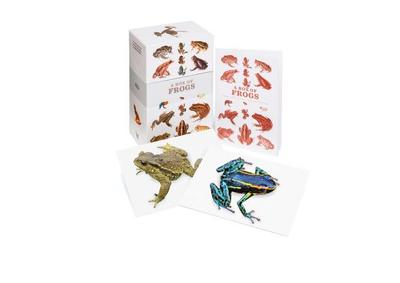 A Box of Frogs: 100 Beautiful Postcards - Halliday, Tim