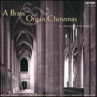 A Brass & Organ Christmas in Grace Cathedral - David Krehbiel (alphorn); John Fenstermaker (organ); Robert Ward (alphorn); David Krehbiel (conductor)