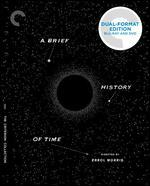 A Brief History of Time [Criterion Collection] [2 Discs] [Blu-ray/DVD]