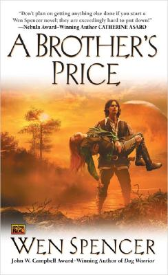 A Brother's Price - Spencer, Wen