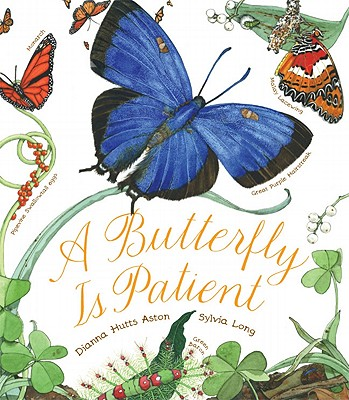 A Butterfly Is Patient - Hutts Aston, Dianna
