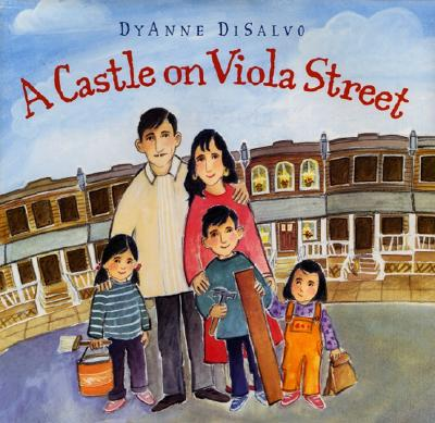 A Castle on Viola Street - DiSalvo-Ryan, DyAnne