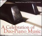 A Celebration of Duo-Piano Music