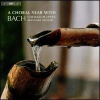 A Choral Year with Bach - Bach Collegium Japan; Masaaki Suzuki (conductor)