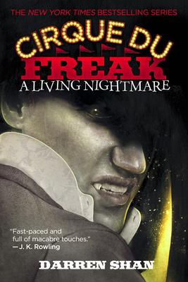 A Cirque Du Freak: A Living Nightmare - Shan, Darren