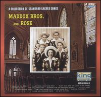 A Collection of Standard Sacred Songs - The Maddox Brothers & Rose