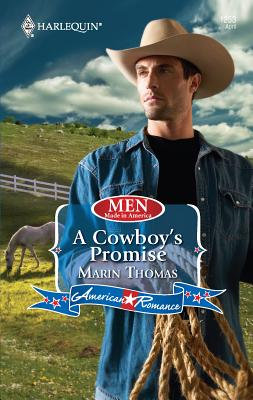 A Cowboy's Promise - Thomas, Marin
