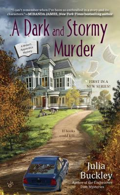 A Dark and Stormy Murder - Buckley, Julia