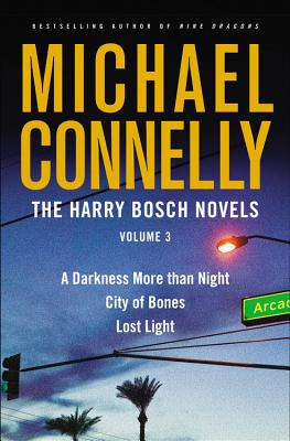 A Darkness More Than Night - Connelly, Michael, and Davidson, Richard M (Read by)