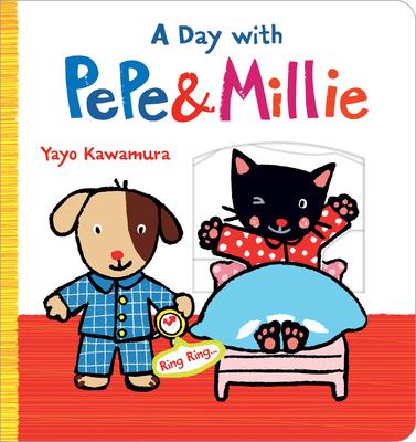 A Day with Pepe & Millie - Kawamura, Yayo