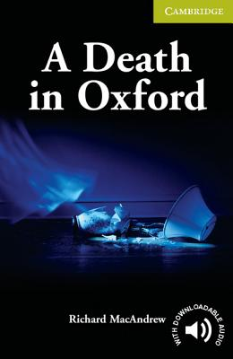 A Death in Oxford - MacAndrew, Richard