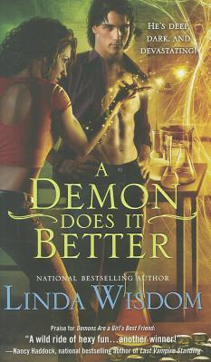 A Demon Does It Better - Wisdom, Linda