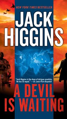 A Devil Is Waiting - Higgins, Jack