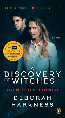 A Discovery of Witches (Movie Tie-In) - Harkness, Deborah