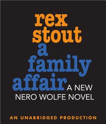A Family Affair - Stout, Rex
