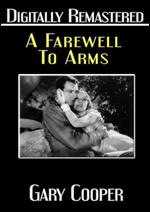 A Farewell to Arms - Frank Borzage