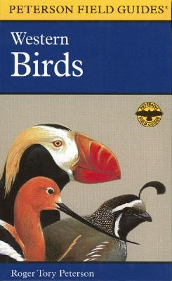A field guide to western birds - Peterson, Roger Tory