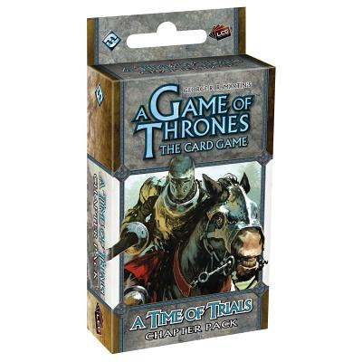 A Game of Thrones the Card Game: A Time of Trials Chapter Pack Reprint - Ffg (Compiled by)
