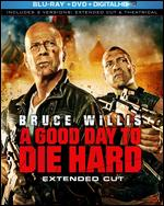 A Good Day to Die Hard [Extended Cut] [2 Discs] [Includes Digital Copy] [UltraViolet] [Blu-ray/DVD] - John Moore
