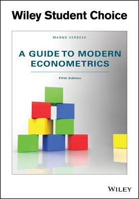 A Guide to Modern Econometrics - Verbeek, Marno