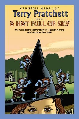 A Hat Full of Sky - Pratchett, Terry