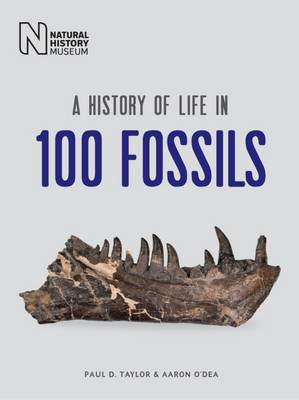 A History of Life in 100 Fossils - Taylor, Paul D., and O'Dea, Aaron