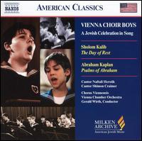 A Jewish Celebration in Song - Naftali Herstik (cantor); Shimon Craimer (cantor); Chorus Viennensis (choir, chorus); Vienna Boys' Choir (boy's choir);...