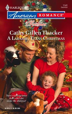 A Laramie, Texas Christmas - Thacker, Cathy Gillen