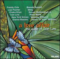 A Love Affair: The Music of Ivan Lins - Jason Miles