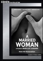 A Married Woman - Jean-Luc Godard