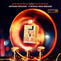 A Message from Birdland - Maynard Ferguson