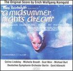 A Midsummer Night's Dream: The Original Score by Erich Wolfgang Korngold