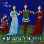 A Minstrel's Musicke: Medieval Songs