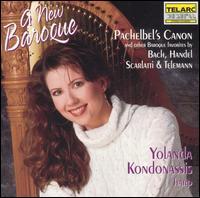 A New Baroque - Yolanda Kondonassis (harp)