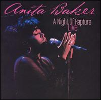 A Night of Rapture Live - Anita Baker