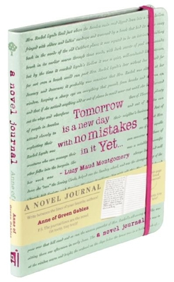 A Novel Journal: Anne of Green Gables - Montgomery, Lucy Maud