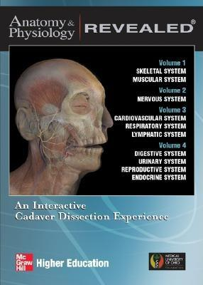 A&p Revealed CD #2 Nervous System - Ohio, Medical College of, and McGraw-Hill