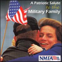 A Patriotic Salute to the Military Family - Various Artists
