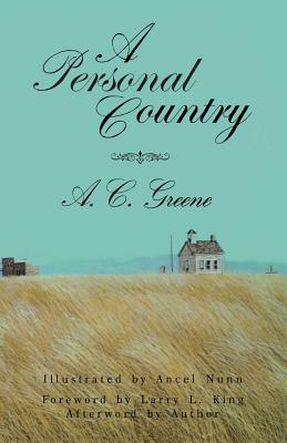 A Personal Country - Greene, A C