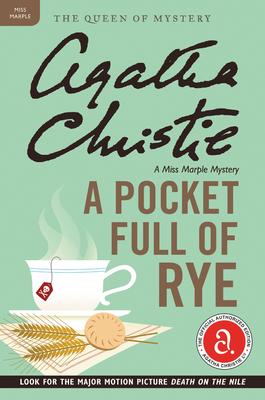 A Pocket Full of Rye: A Miss Marple Mystery - Christie, Agatha