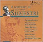 A Portrait of Constantin Silvestri