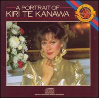 A Portrait of Kiri Te Kanawa - G�rzenich Orchestra of Cologne; Kiri Te Kanawa (soprano); Laurence Dale (tenor); London Philharmonic Orchestra; London Symphony Orchestra; Paris National Opera Orchestra; Richard Amner (piano)
