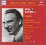 A Programme of Lieder