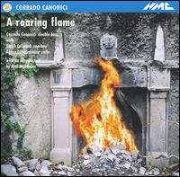 A Roaring Flame - Anton Lukoszevieze (cello); Corrado Canonici (double bass); Sarah Leonard (soprano)